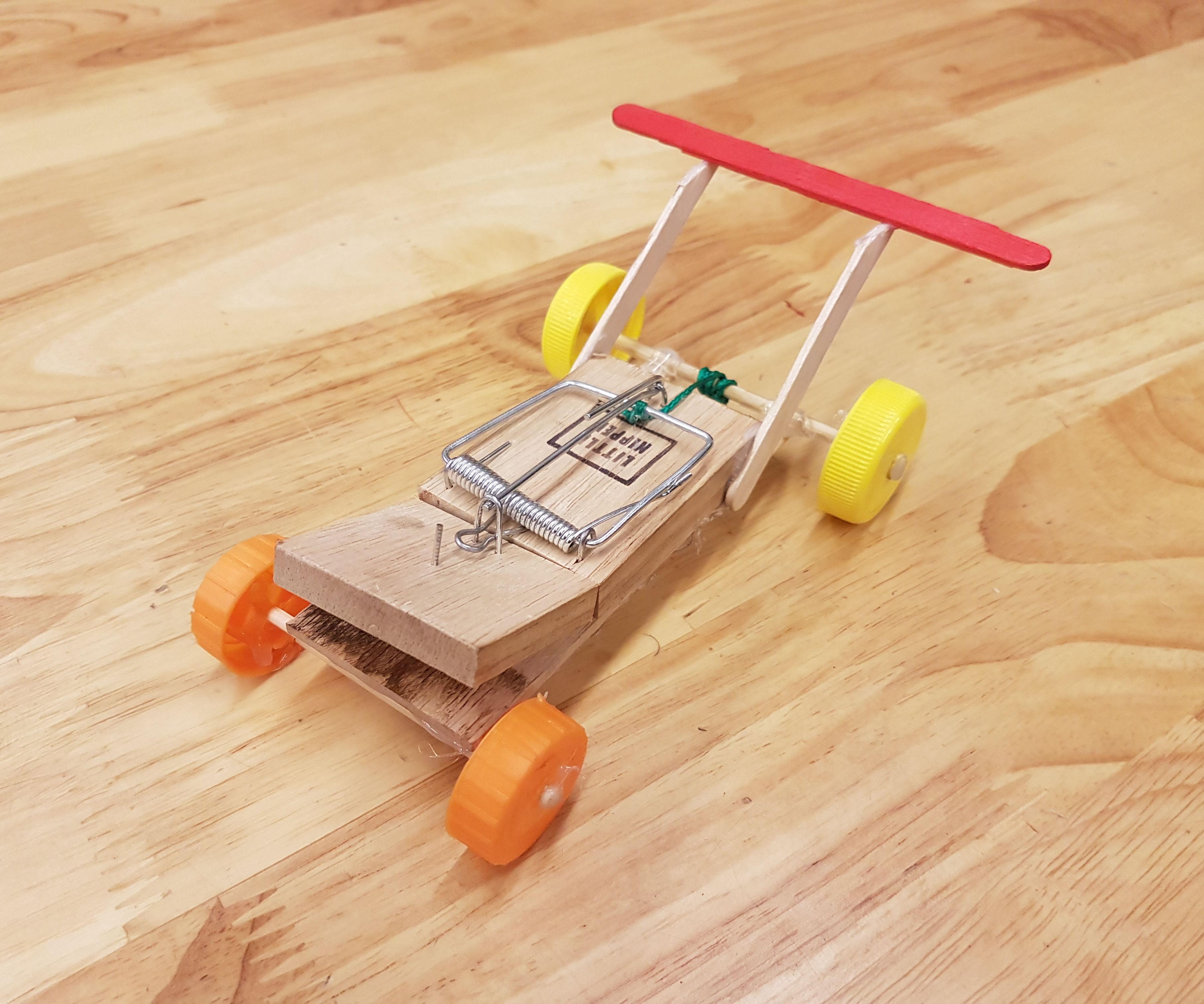 Mousetrap Car