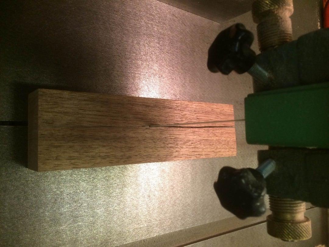 Preparing for Wood Turning