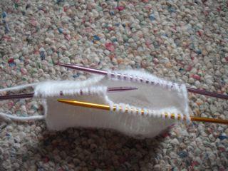 The Hollow Knit Stitch