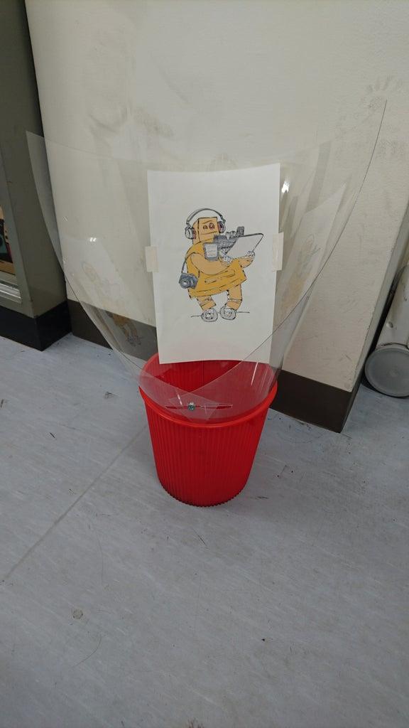 Trash Funnel