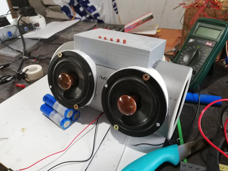 DIY 30W Bluethoot Speaker