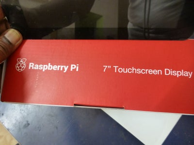 """7"""" Touch Screen Display for Raspberry Pi"""