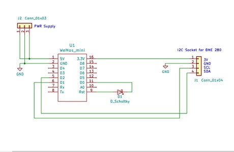 D1 Mini Sensor Stations