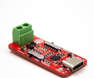 使用USB-C端口作为电源