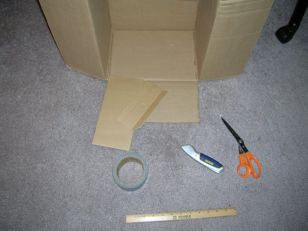 Duct Tape Tool Tote