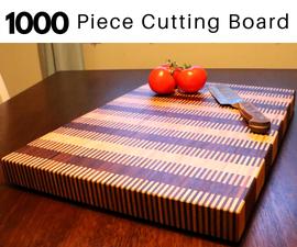 1000 Piece Cutting Board