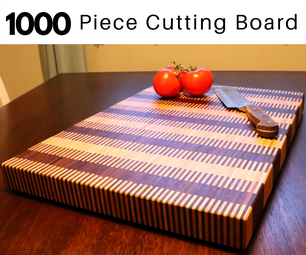 1000 Piece Cutting Board