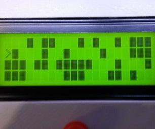 Arduino Space Rocks Game