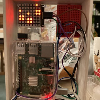 RPi Pixel Clock