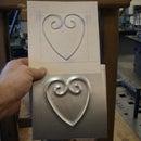 Metal Embossing (cool ornaments)