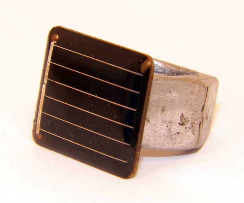 The Solar-Power Ring