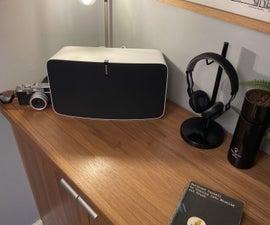 Sonos Spotify Vinyl Emulator (SSVE)