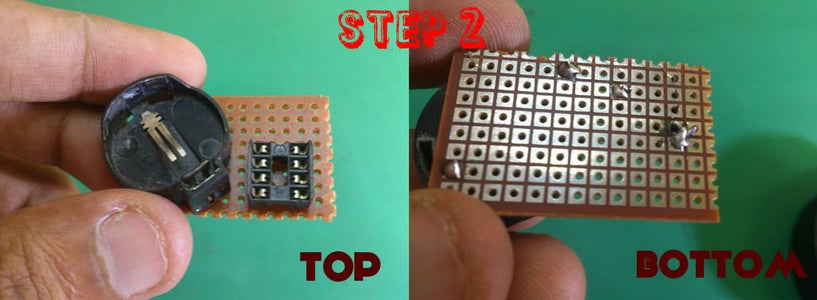 Assembly and Soldering - 1