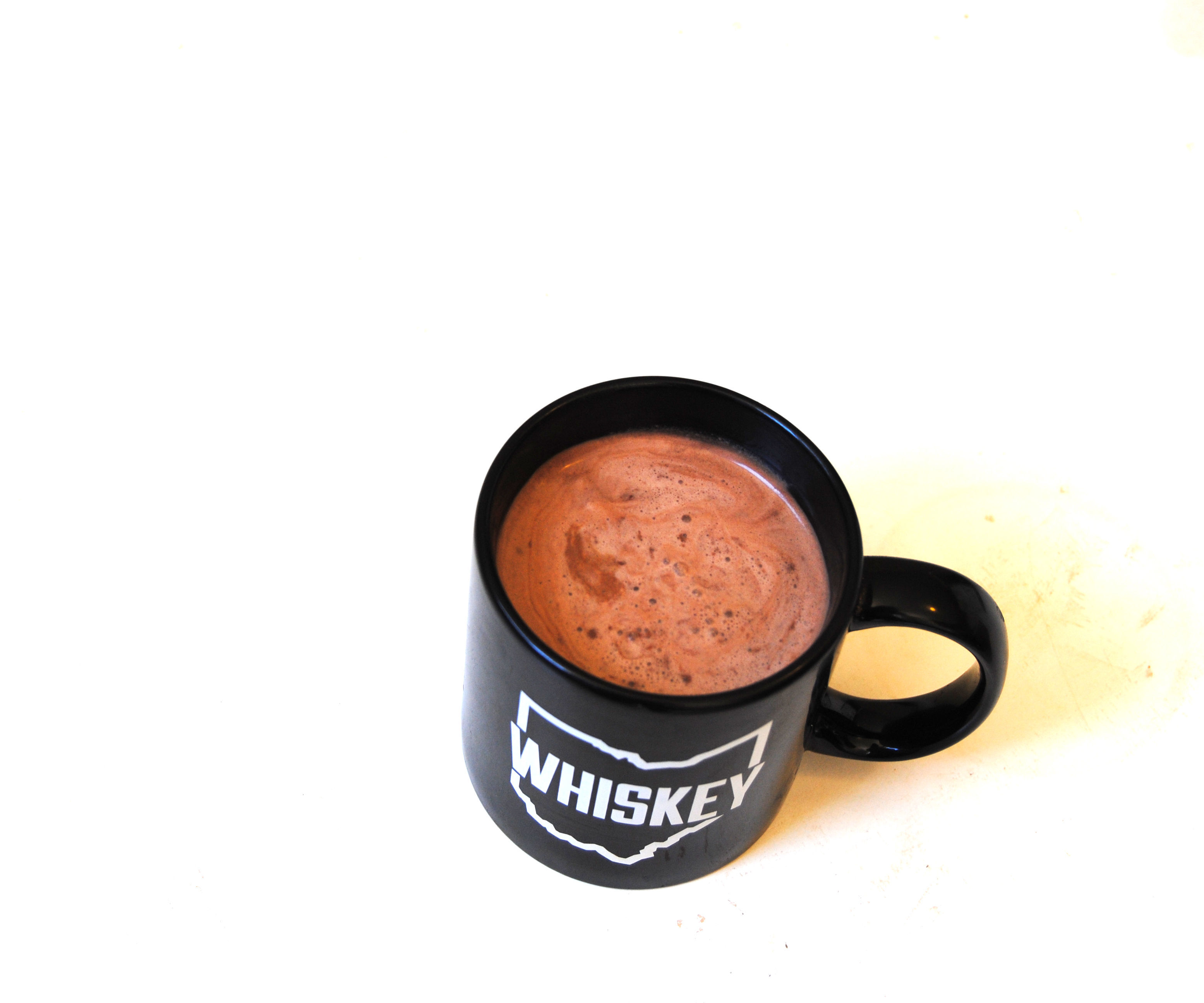 World's Best Single-Cup Hot Chocolate