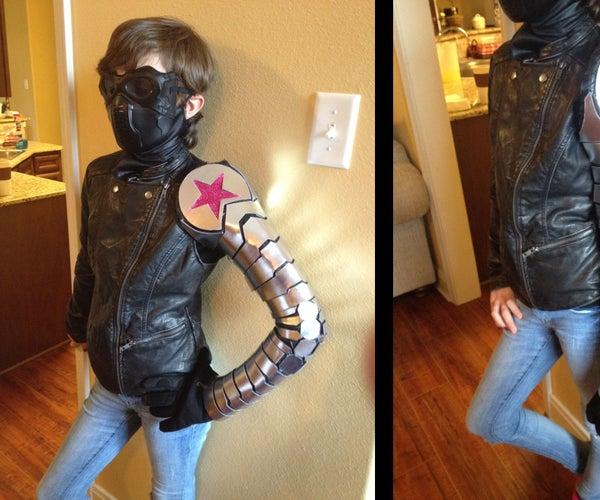 Winter Soldier Costume Build