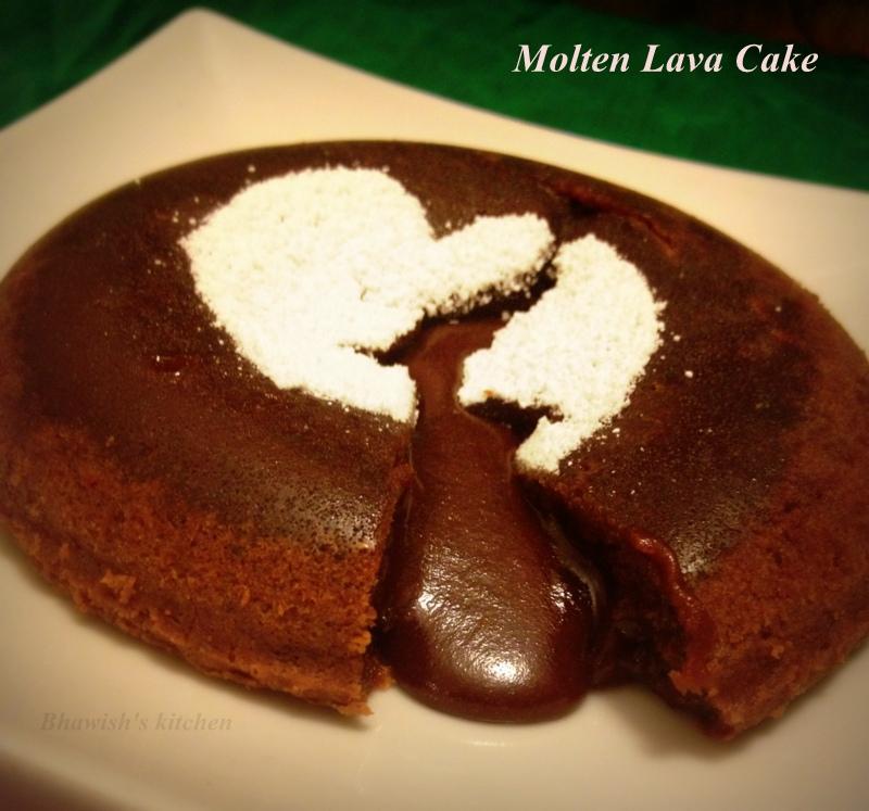 Molten Choco Lava Cake