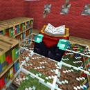 Minecraft 10-20-30 LVL enchant in 5x5 room
