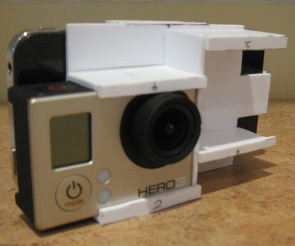 IGoPro Hero 3/3+ 3D Mount for IPhone 4/4S