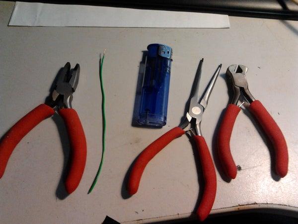 Emergency Soldering Iron
