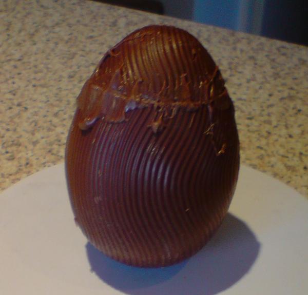 Solid Easter Egg