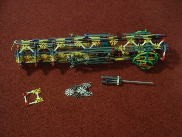 Knex Samus Arm Gun
