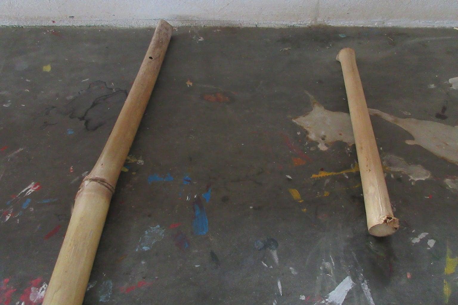 Getting Your Bamboo Ready | រៀបចំឫស្សីរបស់អ្នក