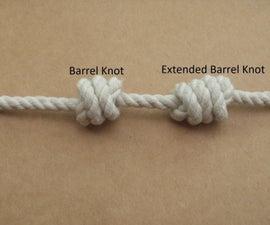 Barrel Knot