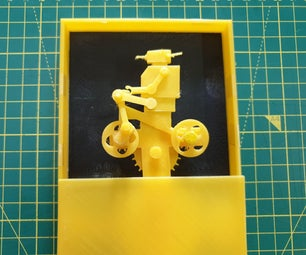 Automata in a Box: With Tinkercad