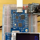 Wiring a LOLIN WEMOS D1 Mini Pro to an SSD1283A 130x130 Transflective LCD SPI Display