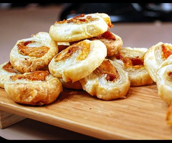Bacon Cheddar Bites