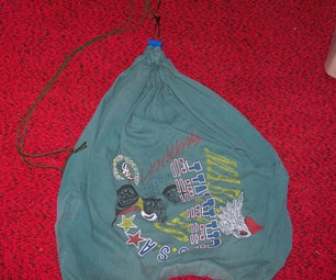 Super Versatile T-shirt Bag (T-shirt Hacks Contest)