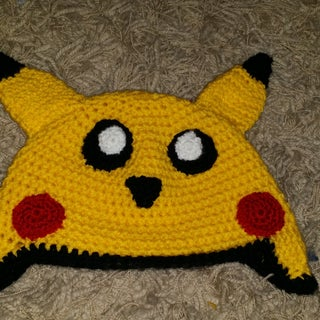 Pikachu Hat
