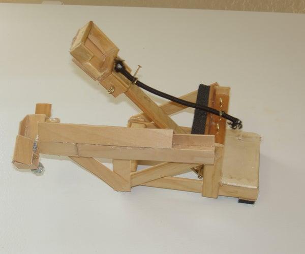 Auto Loading Catapult