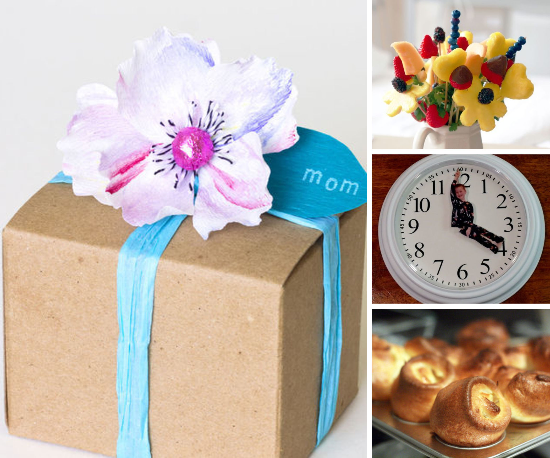 Last-Minute Mother's Day Projects to the Rescue