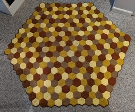 Honeycomb Blanket!