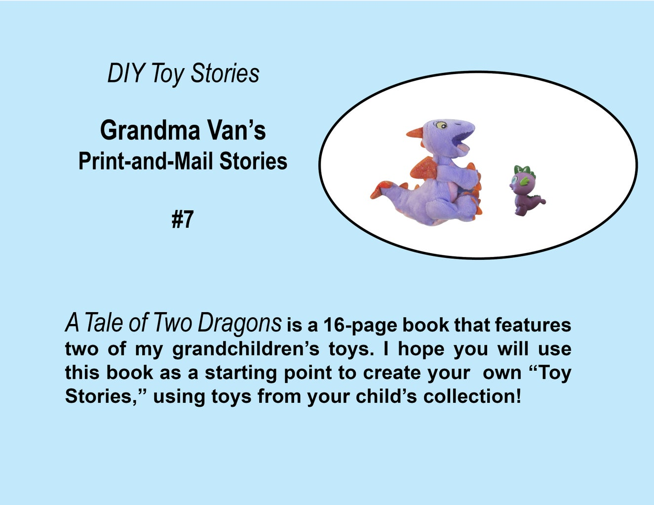 """Another DIY """"Toy Storybook"""" (#7)"""