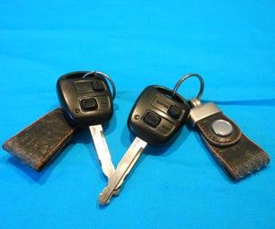 Car Keys Buttons Replacement