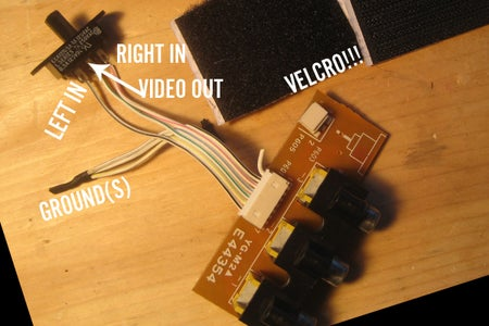 Video Switch: Output