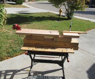 Bench Bull - Hand Tools and Scrap Wood!