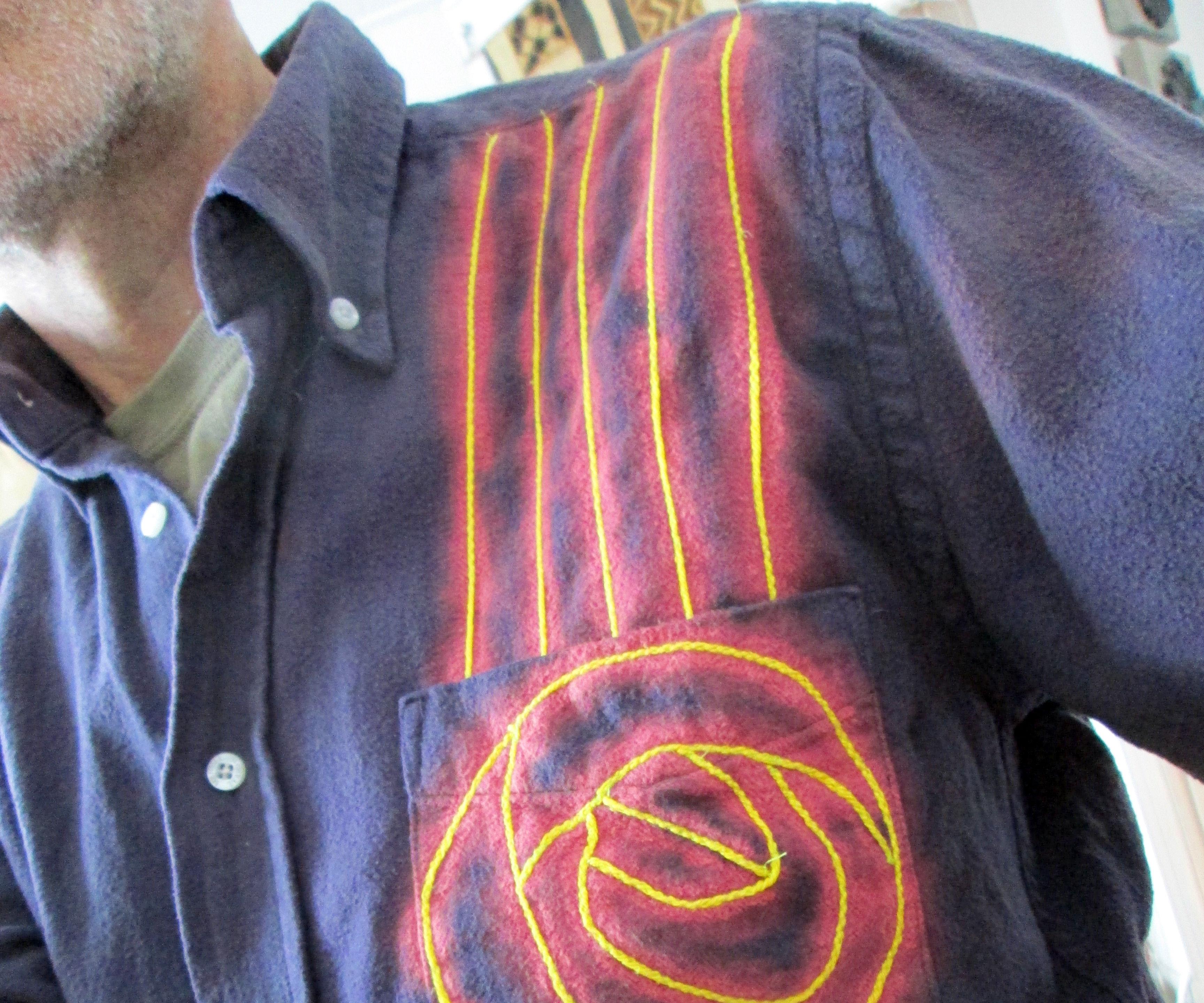 Charles Mackintosh shirt
