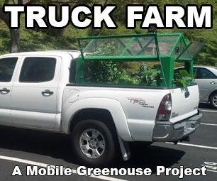 Truck Farm: a Mobile Educational Garden Experiment