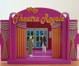 Mini Theatre Interactive Model
