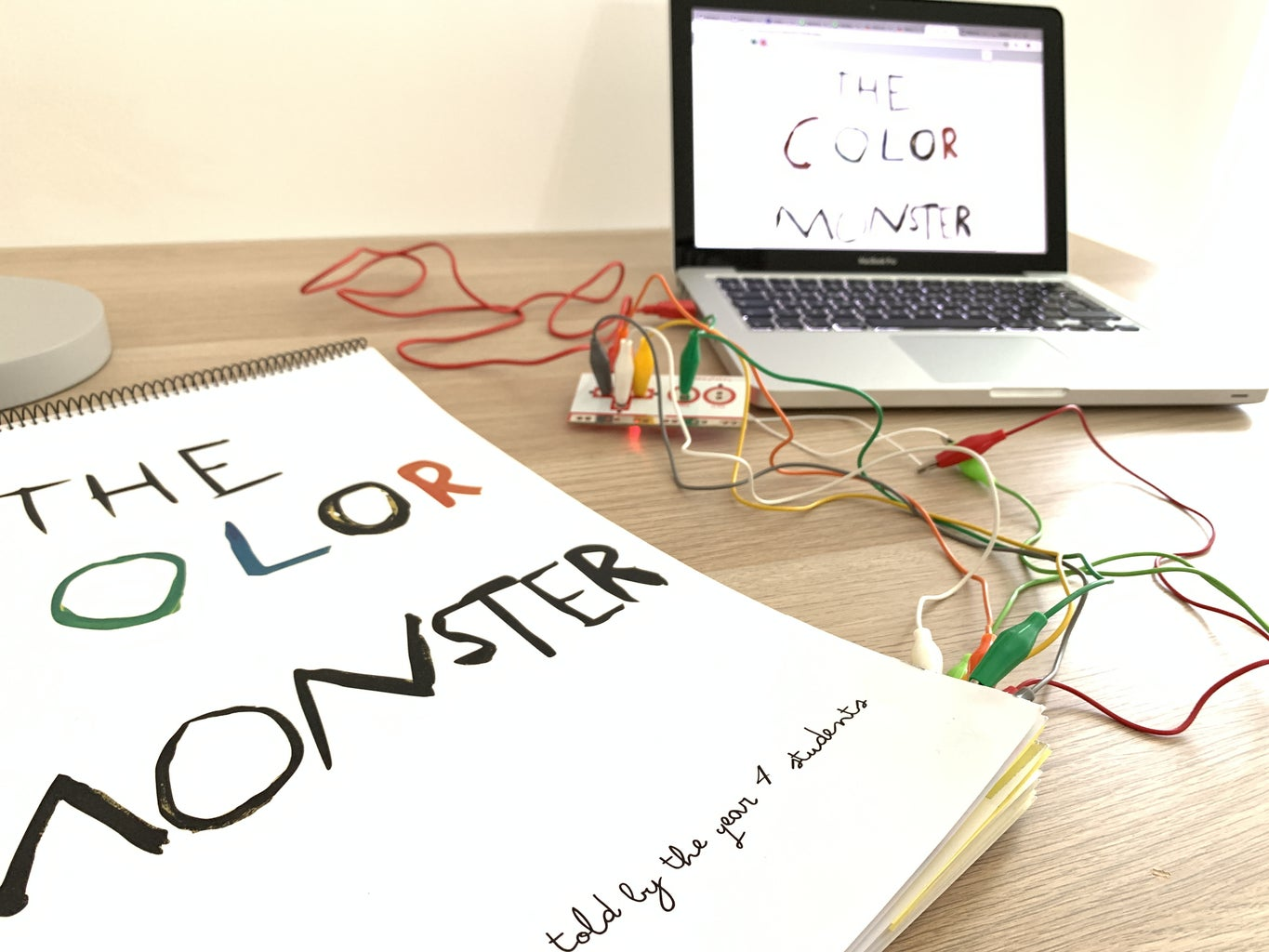 Add the Makey Makey and Have Fun!