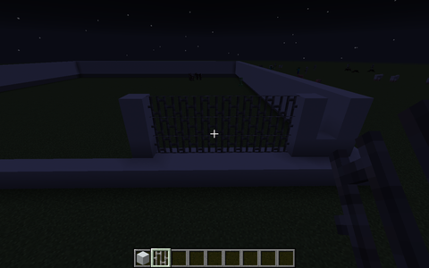 Make the Front Gate
