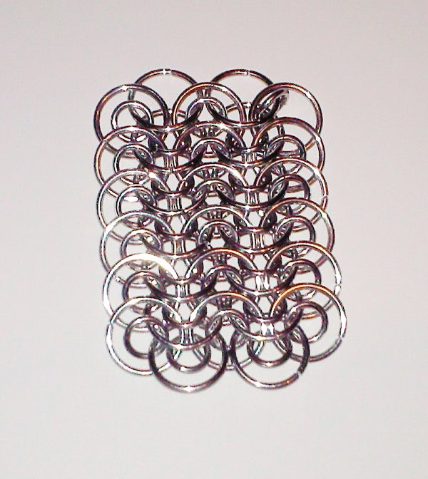 Chainmaille 101: 4 in 1 Thrice
