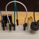 Alarm beeper transistor