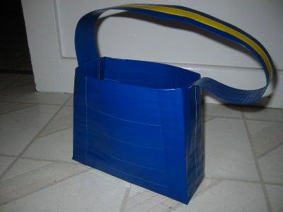 Duct Tape Handbag