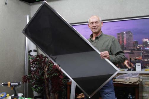 Solar Panels made easy - VERY Easy!