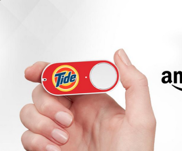 Amazon Dash Button Hack