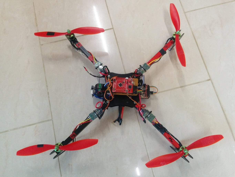 Quadcopter and DIY Flight Controller Basics